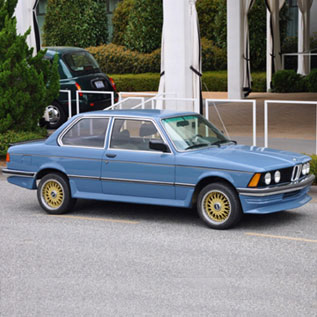 Korman Autoworks BMW E21 Restoration